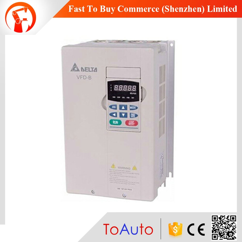 2551.50$  Watch here - http://alihob.worldwells.pw/go.php?t=32736452559 - Original new china vfd VFD370B23A Delta 37kw inverter high power vfd three phase 220v ac motor drive