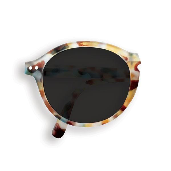 e19d1e2240e Blue Tortoise  F Foldable Sunglasses by Izipizi