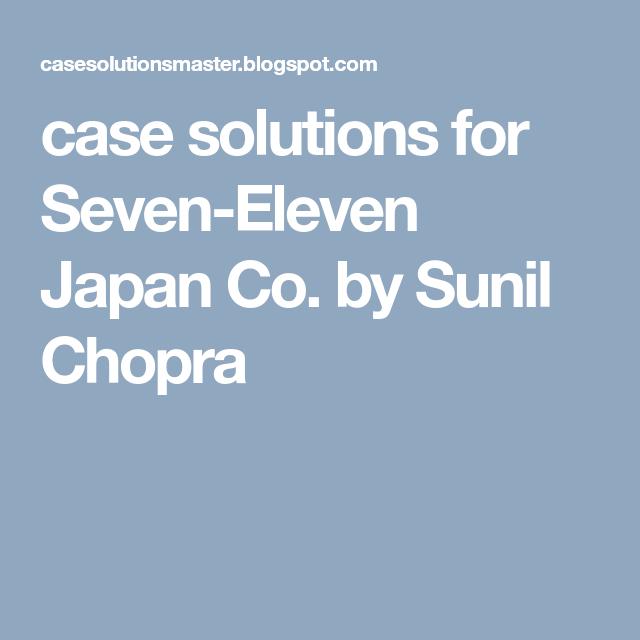 seven eleven case