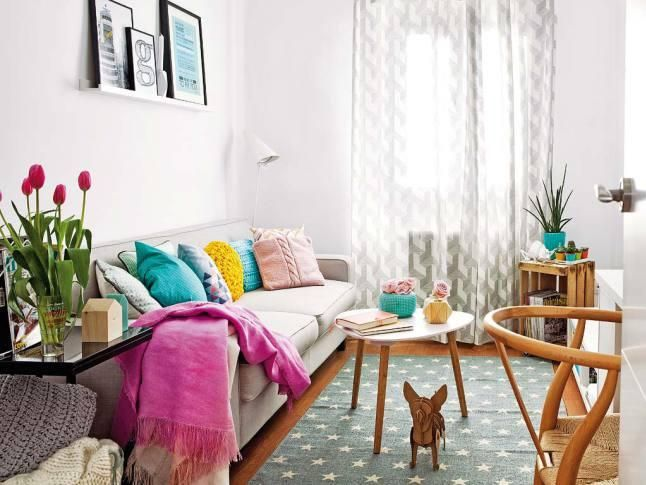 Convierte un piso de alquiler en tú hogar Piso de alquiler