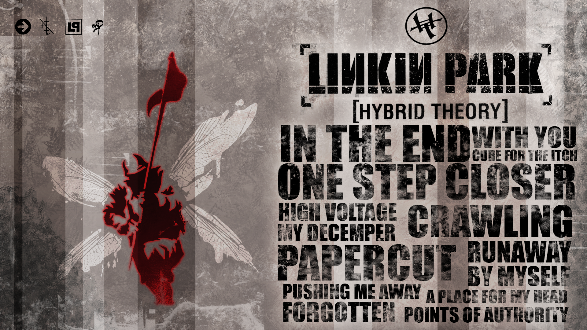 Linkin Park Hybrid Theory Wallpapers Desktop Background Bozhuwallpaper Linkin Park Wallpaper Linkin Park Hybrid Theory Linkin Park