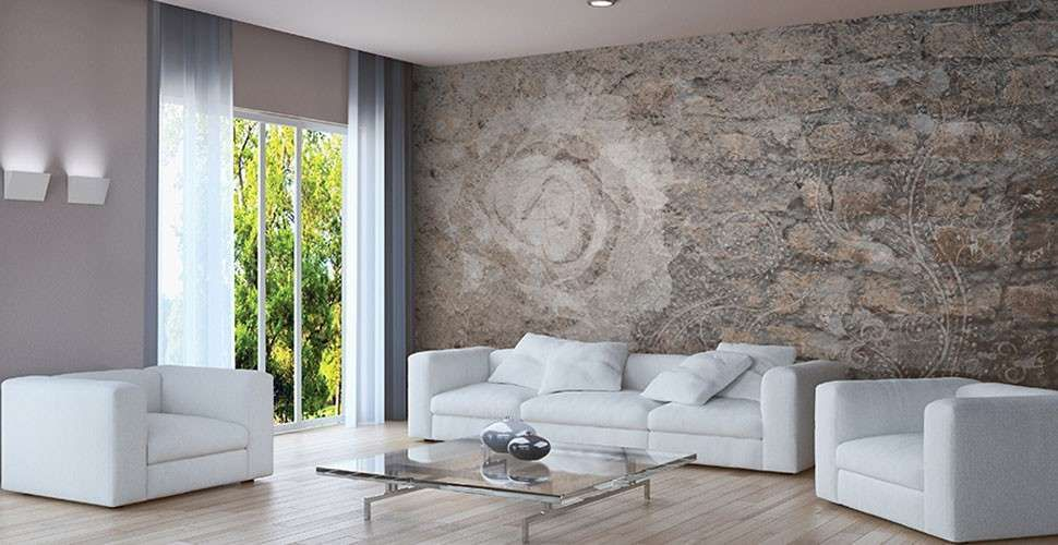 Image result for carta parati cucina Furniture, Home