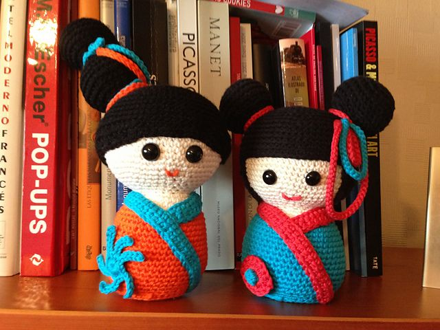 Free Amigurumi Downloads : Free crochet patterns