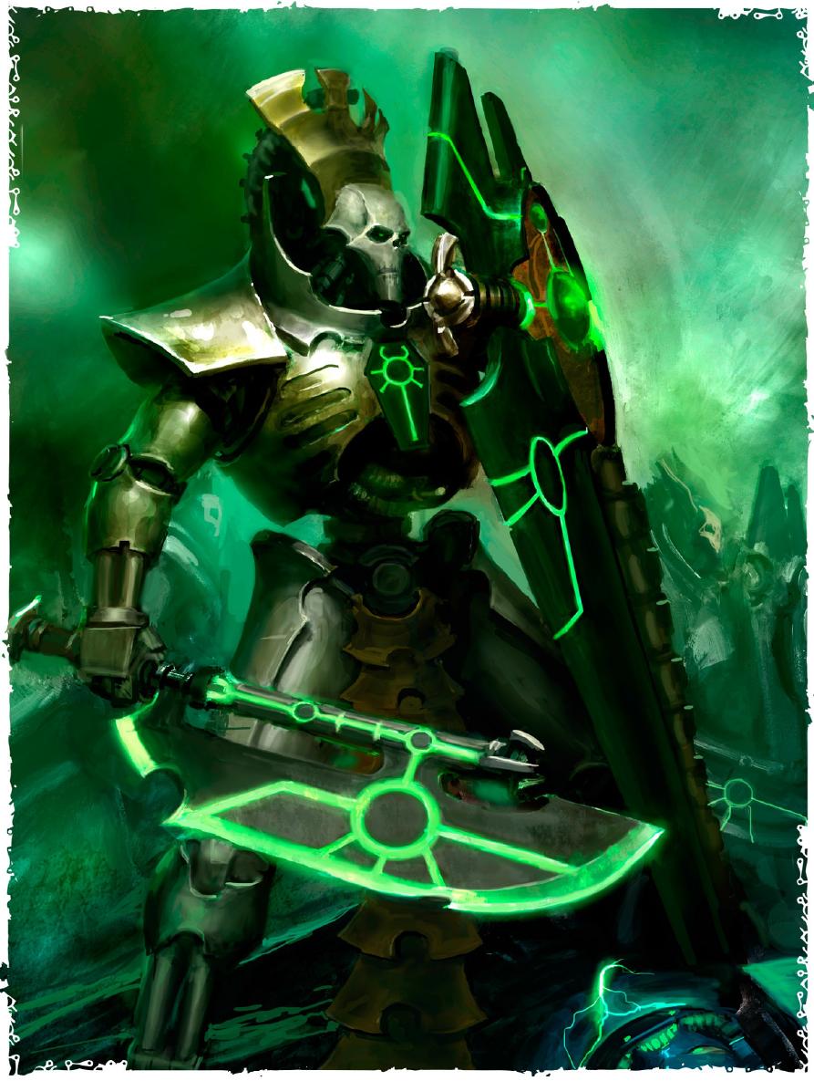 Imgur Com Warhammer 40k Necrons Warhammer 40k Artwork Necron