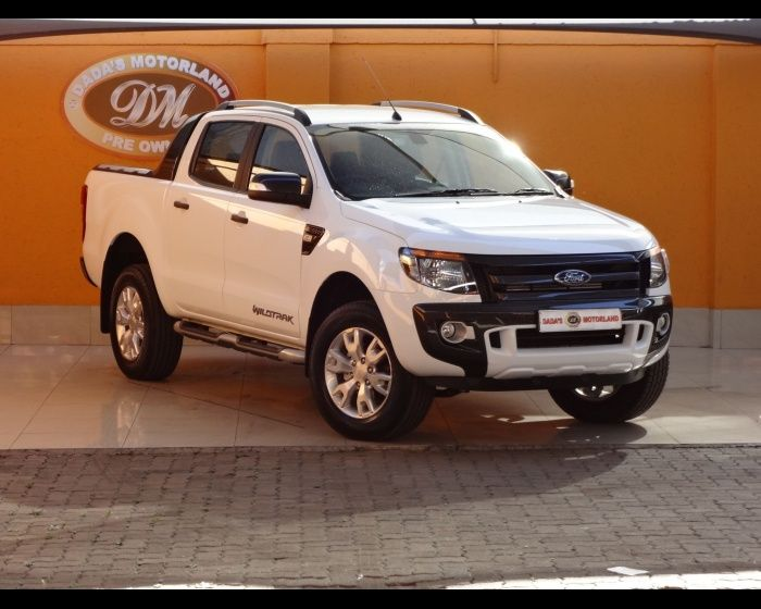 2015 Ford Ranger Wildtrak 3 2 A D C Http Www Dadasmotorland Co Za Ford Ranger Wildtrak 3 2 A D C New Automati Ford Ranger Cars For Sale Gauteng