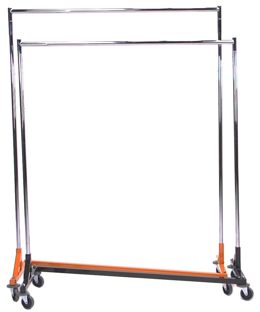 Z Garment Rack 5 Base 5 To 6 Uprights Hanging Clothes Racks Clothing Rack Portable Clothes Rack