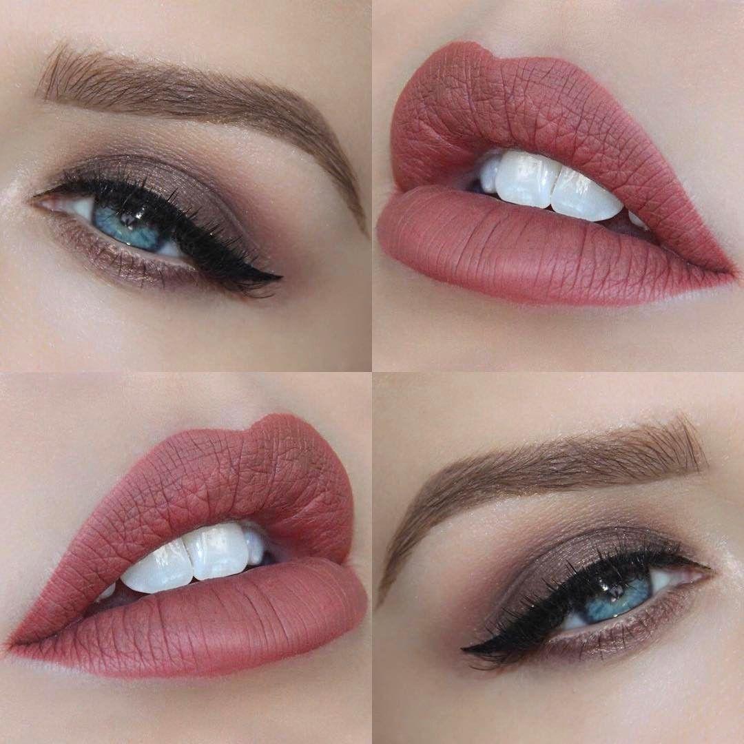with ASHTON liquid lipstick by anastasiabeverlyhills