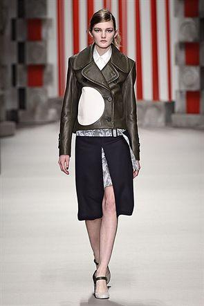 Eudon Choi London Fashion Week  AW15  LFW  fashion  style  fall  winter   jacket  skirt  inspiration  catwalk  runway  london 76c8f75bb