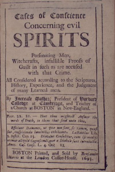 effects of the salem witch trials