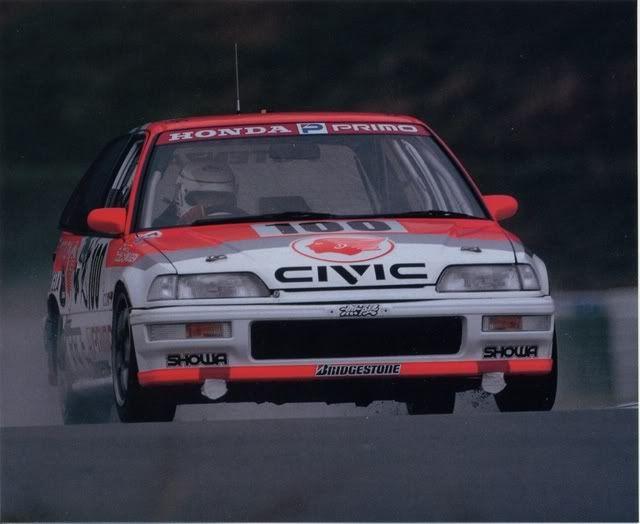 1990 all jtcc championship winning idemitsu motion ef9 civic sir rh pinterest com