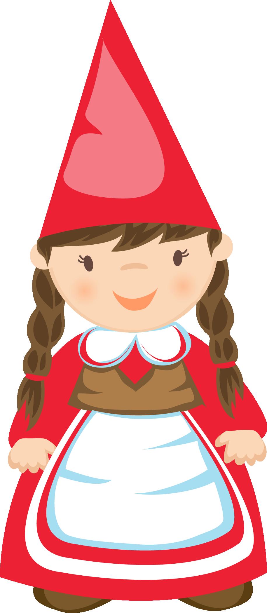 girl gnome clip art gnomes clipart pinterest gnomes rh pinterest com garden gnome clipart garden gnome clipart