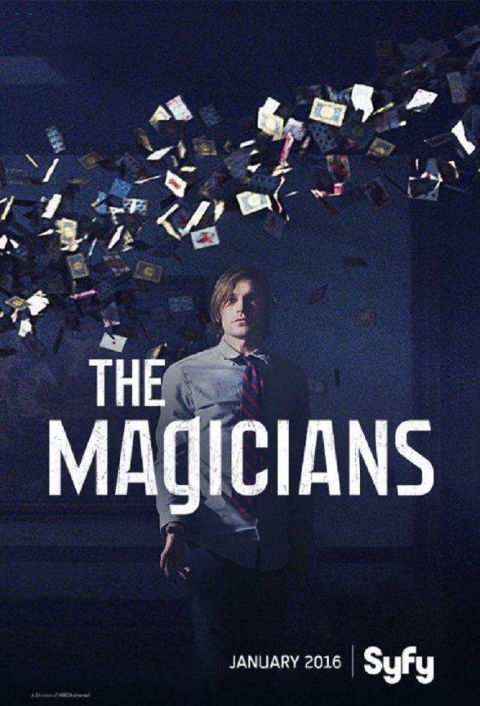 Todas Las Series Gratis Para Ver Online En Seriesblanco The Magicians Syfy The Magicians The Magicians Quentin