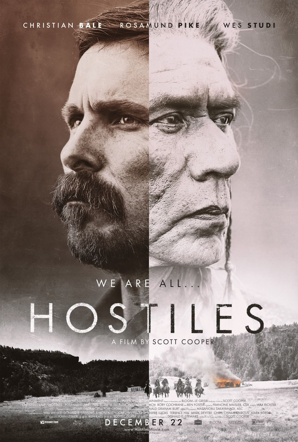 Hostiles | Movies | Hd movies online, Full movies download