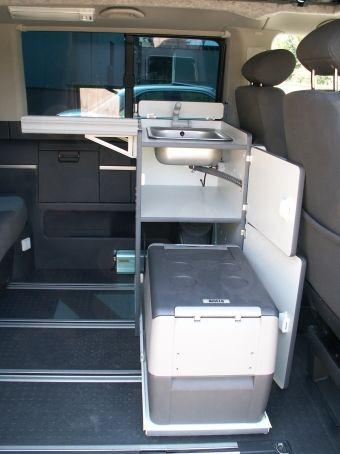 t5 multivan camper pinterest ausbau wohnmobil und. Black Bedroom Furniture Sets. Home Design Ideas
