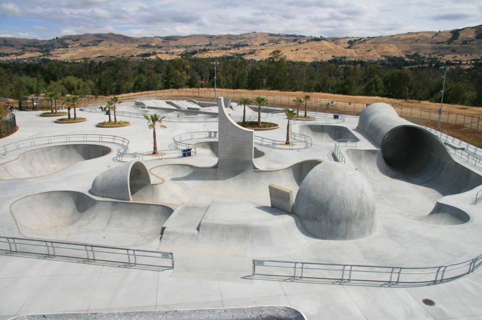 Image result for outdoor skatepark (With images