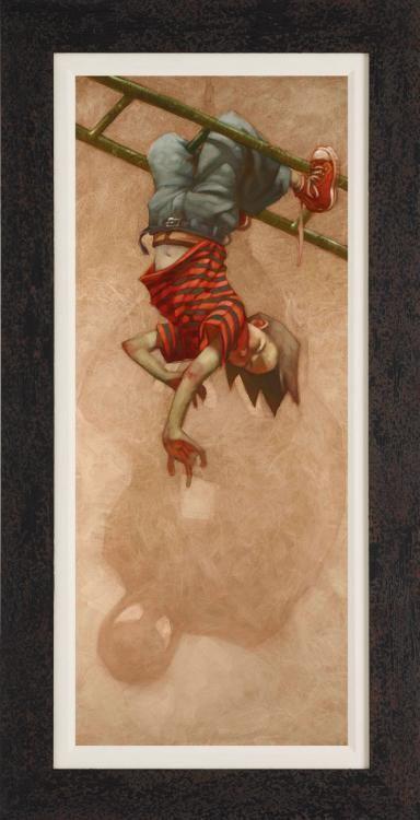 Spidey Sense Tingling by Craig Davison. Available from www.artworx.co.uk