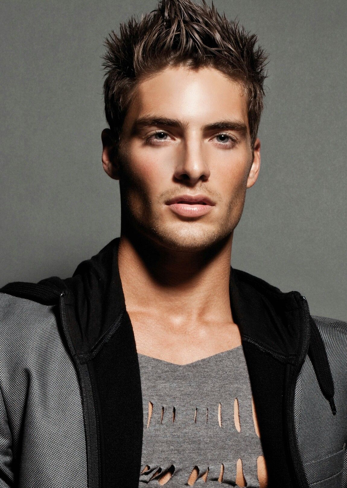 Men hairstyles | H | Pinterest | Men hairstyles, Face and Handsome