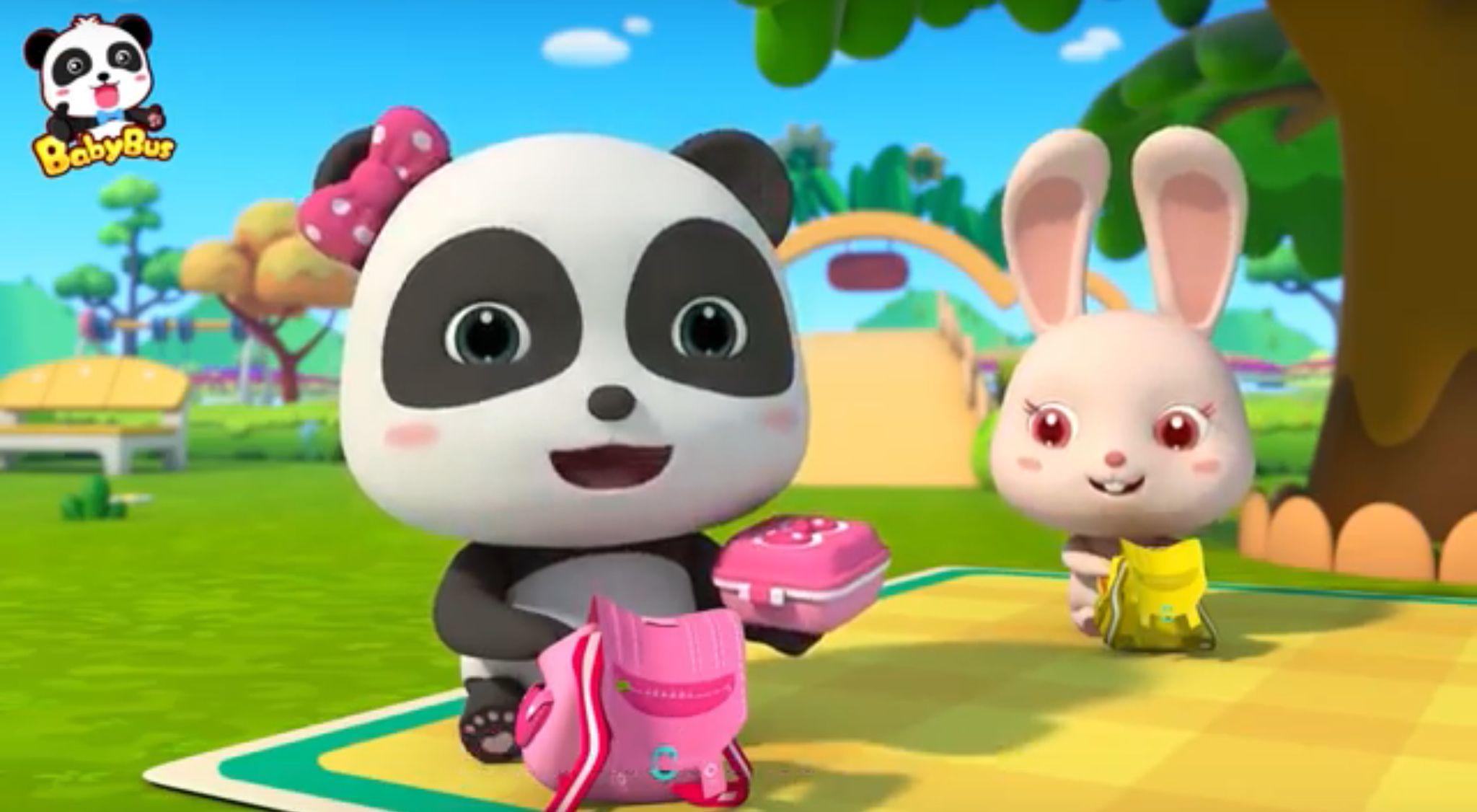 Pin By Narine Mardirossian On Babybus Kids Songs Baby Panda Songs For Toddlers