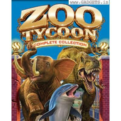 Zoo Tycoon Complete Collection Pc Jogos De Infancia Zoologico Videogames