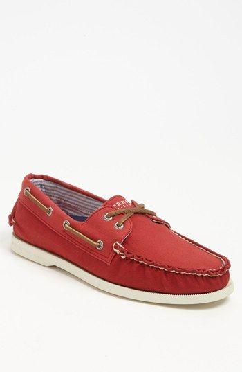 2f6d4dca44f Sperry Top-Sider®  Authentic Original  Canvas Boat Shoe (Men ...