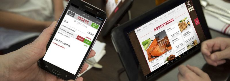 New Restaurant Tablet System Allows You To Order And Pay At Your - Pay at the table restaurant