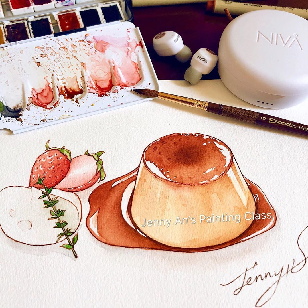 ボード「Food Illustration」のピン