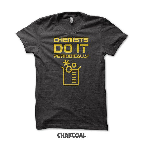 Funny Nerd Geek Sex Chemistry Periodic Table von StrangeCargoTees