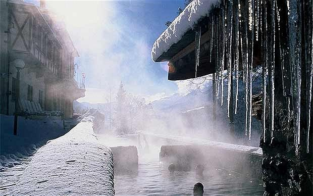 The World S Best 10 Ski Spa Retreats Beautiful Places Best