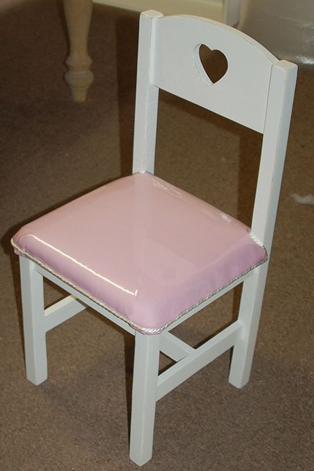 After making the kiddies table and chairs as a project for Home ...