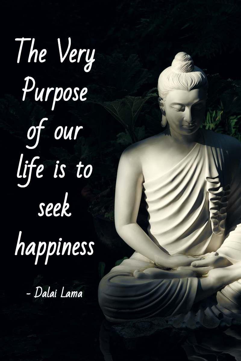 Dalai Lama Quotes Happy Life