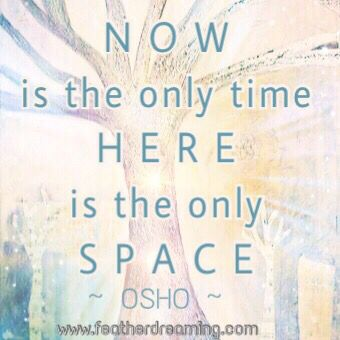 The time is Now only