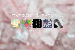 5 random Patterns by Discopada