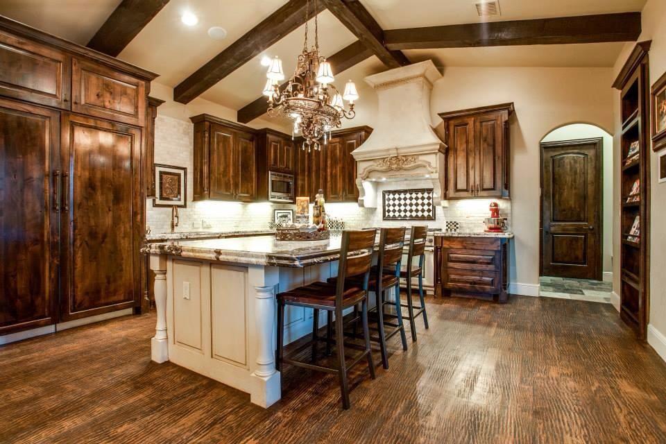 Kitchens   Chandler Cabinets - Pilot Point, Texas   Luxury ...