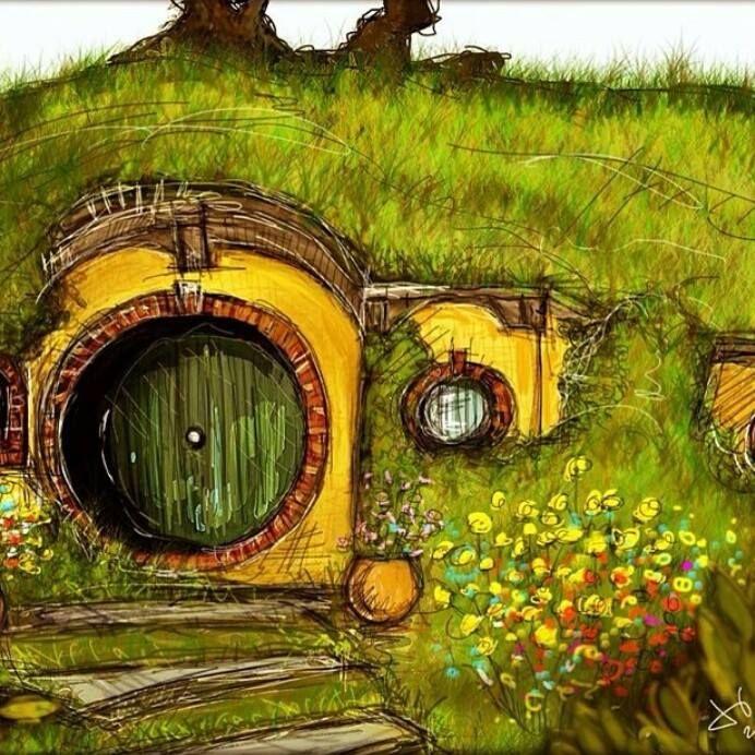 bilbo's house ;)