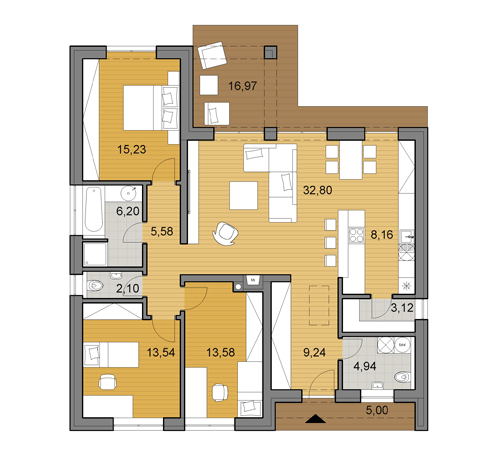House Plans Choose Your House By Floor Plan Djs Architecture Small House Floor Plans House Plans My House Plans