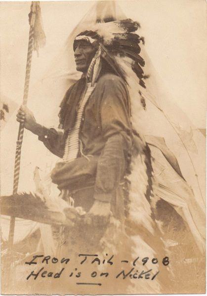 Chief Iron Tail 1908