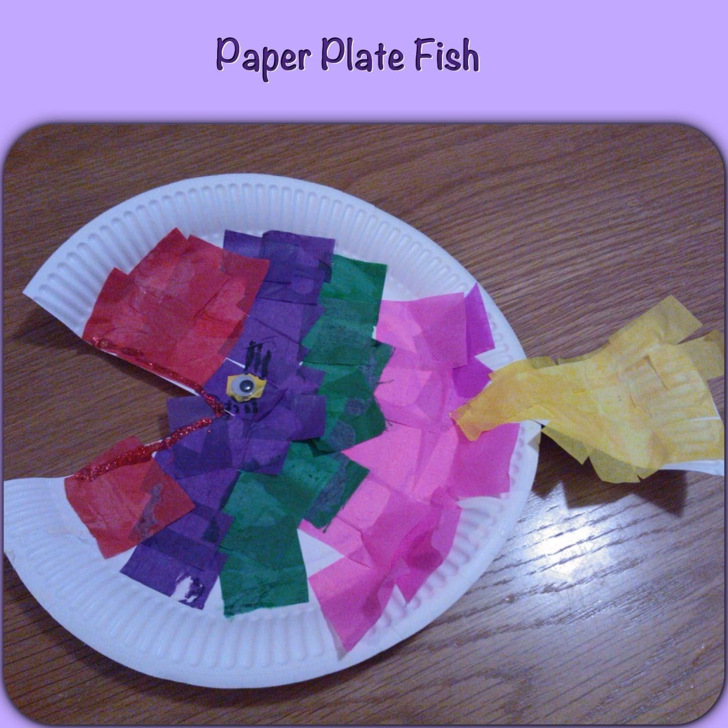 Pin On Paper Plate Crafts