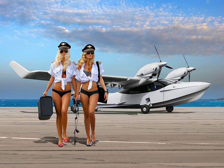 Buff girls free live xxx movie in airplane wormen having