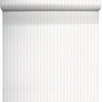 Papier peint papier Rayure, gris Leroy Merlin PAPIER PEINT - Poser Papier A Peindre