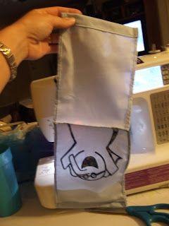 Make Gerald & Piggie Goodie Bags Tutorial