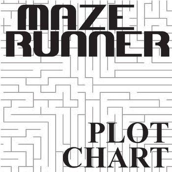 THE MAZE RUNNER Plot Chart Analyzer Diagram Arc (Dashner