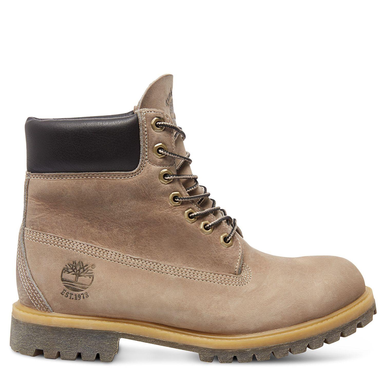 Timberland - Authentics 6-Inch Premium Boot (Warm Sand Nubuck) - € 219