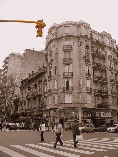 Avenida Santa Fe, Buenos Aires