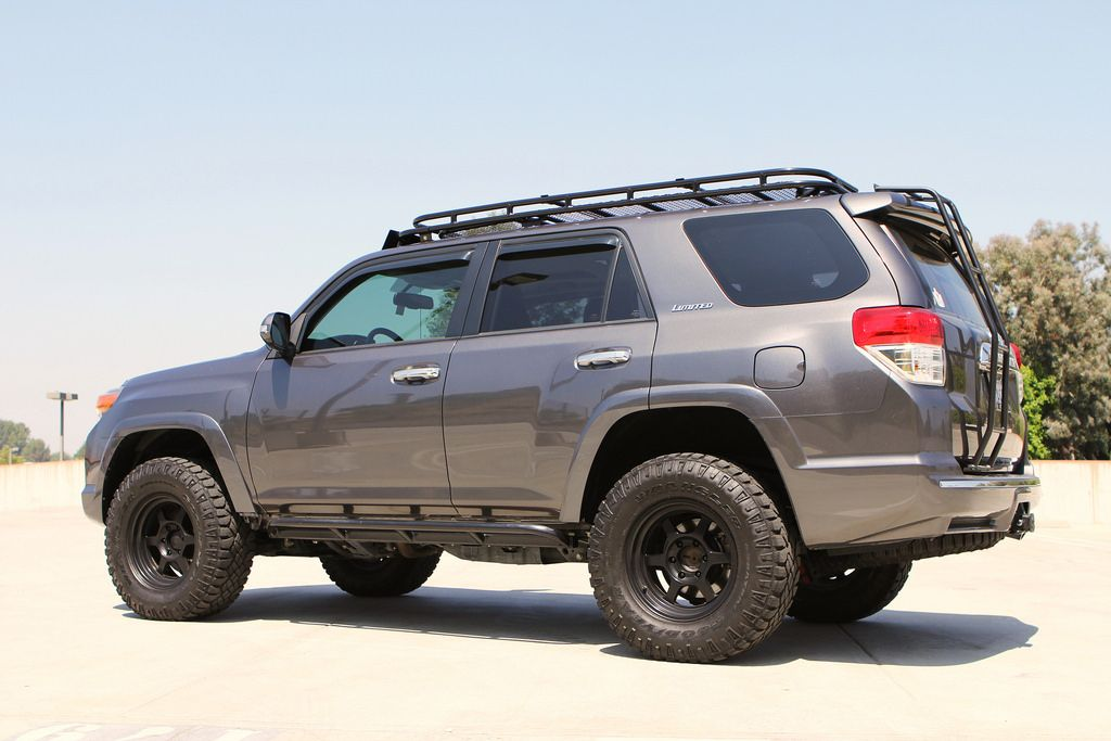 Full Length Roof Racks By Drabbits 4runner Pinterest