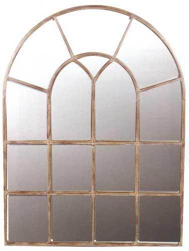 Window Effect Wall Mirror STN104 & Window Effect Wall Mirror STN104 | Mirrors | Pinterest | Window ...