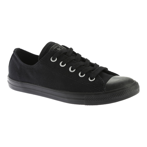 Converse ALL STAR DAINTY OX Black Mono Leather