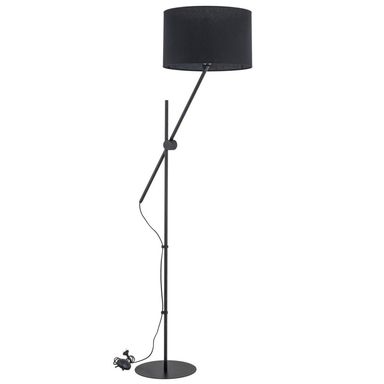 Lampa Podlogowa Lora Czarna E27 Alfa Lampy Podlogowe Do Czytania W Atrakcyjnej Cenie W Sklepach Leroy Merlin In 2021 Floor Lamp Lamp Home Decor