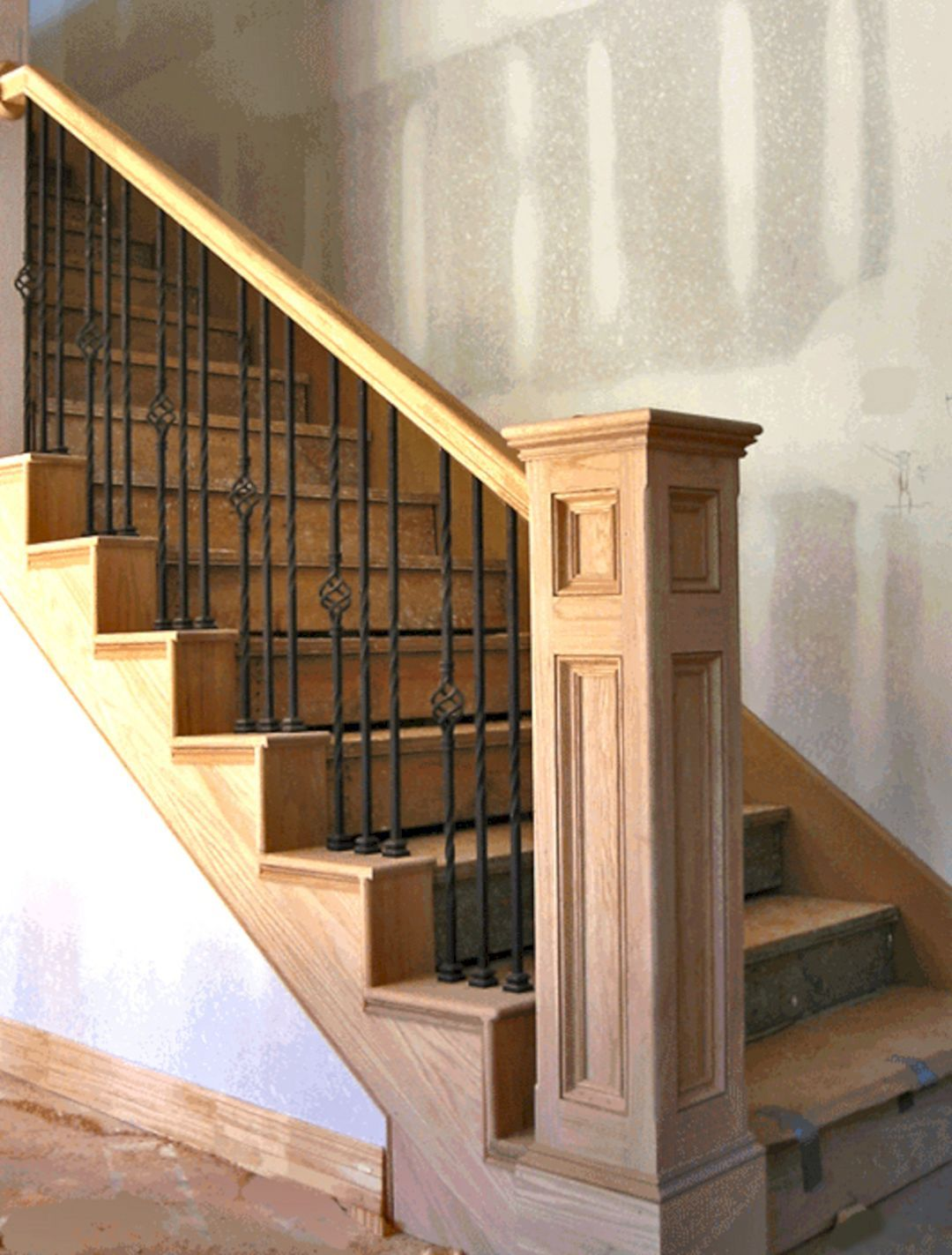 Lighting Basement Washroom Stairs: 45+ Beautiful Stairway Decorating Ideas For Attractive