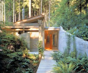 design firm: cutler anderson architects  project: wright guest house