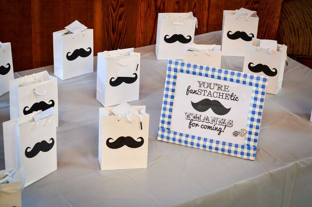 Little Man Mustache Baby Shower Baby Shower Party Ideas In 2018